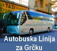 Autobuska Linija za Grcku
